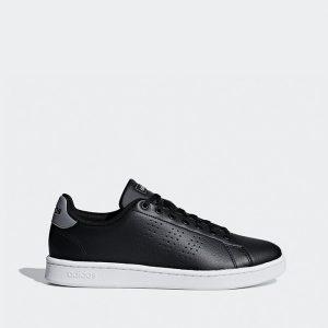 נעליים אדידס לגברים Adidas Advantage - שחור/לבן
