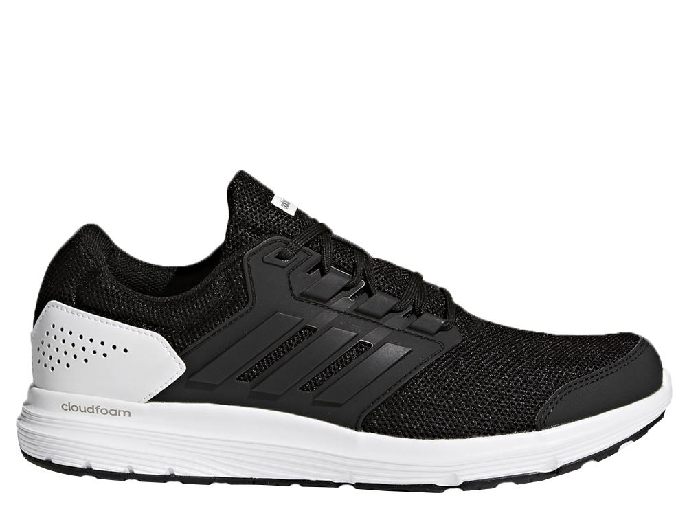 נעליים אדידס לגברים Adidas BUTY GALAXY 4 M - שחור/לבן