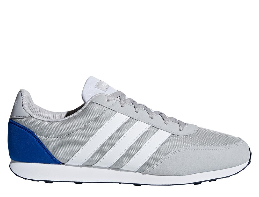 נעליים אדידס לגברים Adidas V RACER 2 - אפור