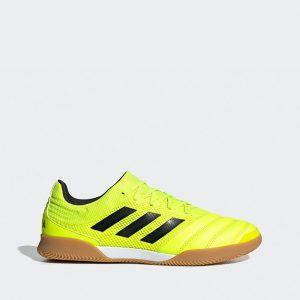 נעליים אדידס לגברים Adidas COPA 19.3 IN SALA - צהוב