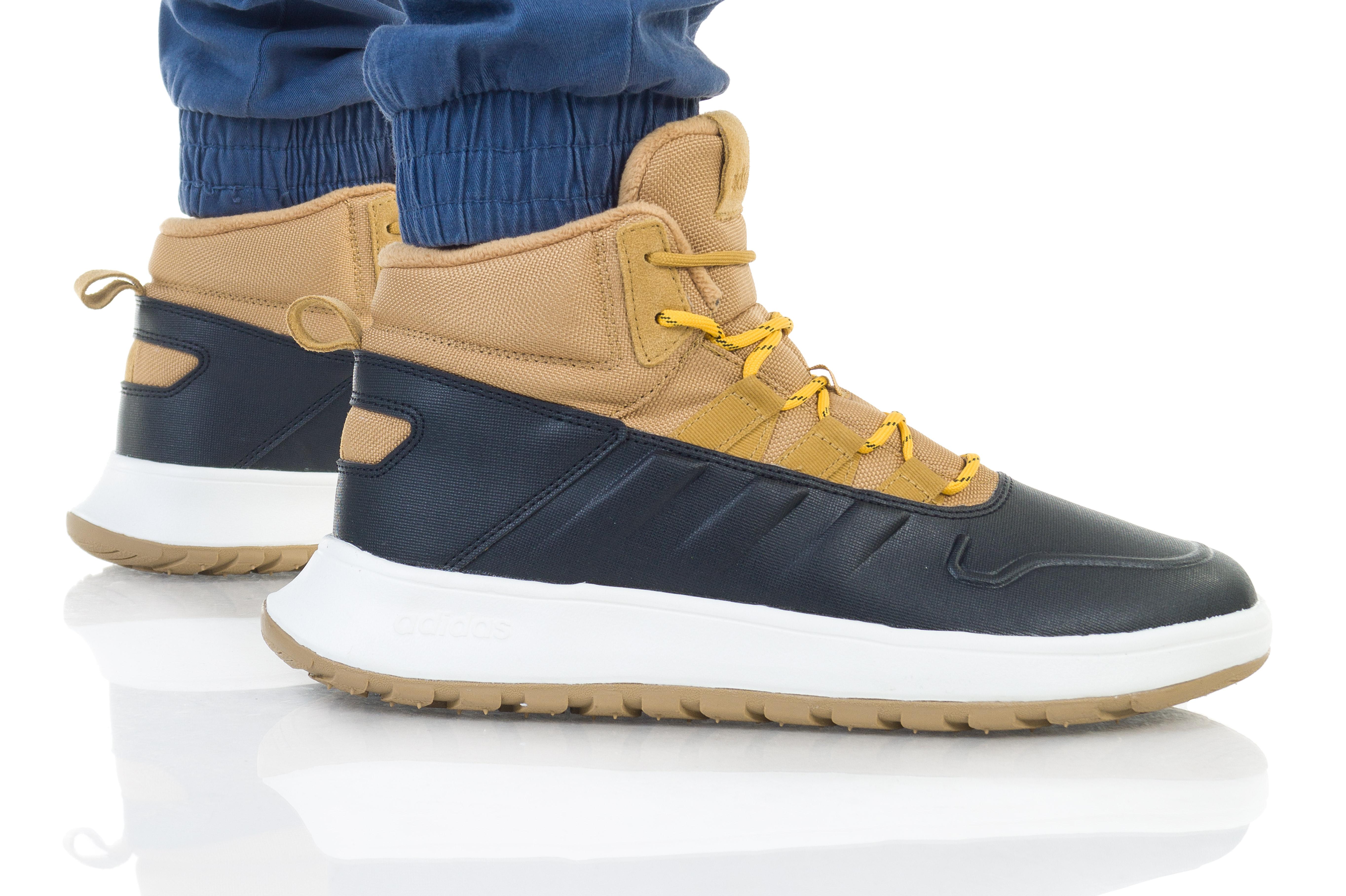 נעליים אדידס לגברים Adidas FUSION STORM WTR - חום
