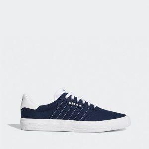 נעליים Adidas Originals לגברים Adidas Originals 3MC - כחול/לבן