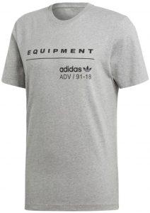 חולצת T אדידס לגברים Adidas PDX CLASSIC TEE - אפור