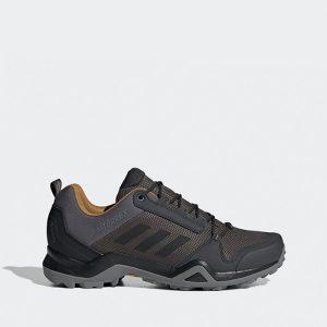 נעליים אדידס לגברים Adidas Terrex AX3 Gore-Tex GTX - אפור