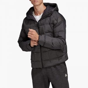 ג'קט ומעיל אדידס לגברים Adidas Z.N.E. Down Jacket - שחור