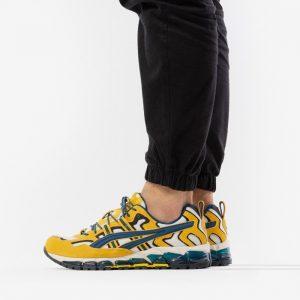 נעליים אסיקס לגברים Asics Gel-Nandi 360 - צהוב