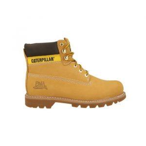 נעליים קטרפילר לגברים Caterpillar CAT  COLORADO - צהוב
