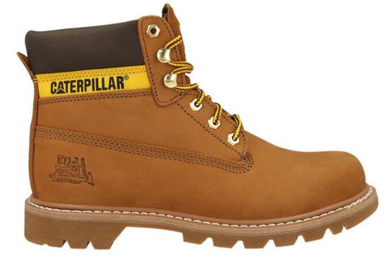 נעליים קטרפילר לגברים Caterpillar CAT  COLORADO - חום