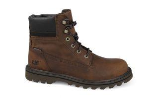 נעליים קטרפילר לגברים Caterpillar DEPLETE WATERPROOF - חום