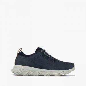 נעליים קטרפילר לגברים Caterpillar Electroplate Leather - כחול כהה