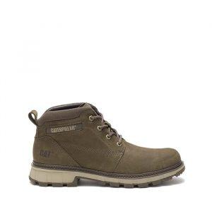 נעליים קטרפילר לגברים Caterpillar Gold Rush - חום כהה