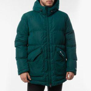 ביגוד צ'מפיון לגברים Champion Jacket - ירוק