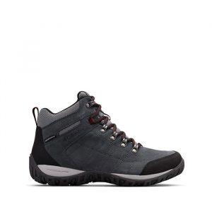 נעליים קולומביה לגברים Columbia Peakfreak Venture S II Mid Wp - אפור