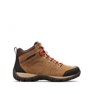 נעליים קולומביה לגברים Columbia Peakfreak Venture S II Mid Wp - חום