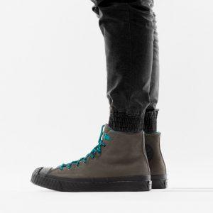 נעליים קונברס לגברים Converse Chuck 70 Bosey Boot - אפור כהה