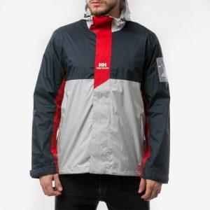 ביגוד הלי הנסן לגברים Helly Hansen Young Urban Rain Jacket - צבעוני