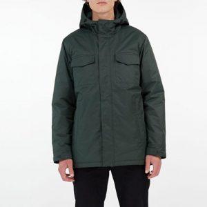 ביגוד מאקיה לגברים Makia Atlas Jacket - ירוק