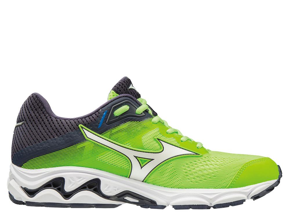 נעליים מיזונו לגברים Mizuno WAVE INSPIRE 15 - ירוק