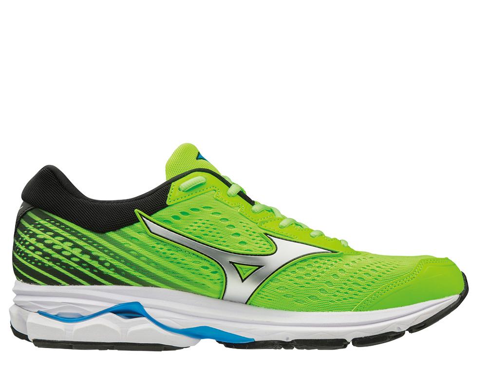 נעליים מיזונו לגברים Mizuno WAVE RIDER 22 - ירוק