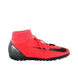 נעליים נייק לגברים Nike BUTY SUPERFLY 6 CLUB CR7 TF - אדום