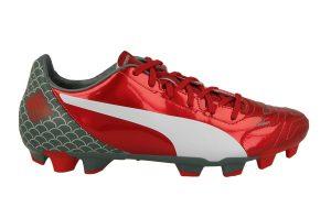 נעליים פומה לגברים PUMA EVOPOWER 4.2 DRAGON GRAPHIC - אדום