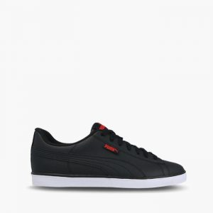 נעליים פומה לגברים PUMA Urban Plus - שחור/לבן