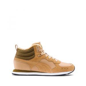 נעליים פומה לגברים PUMA Vista Mid WTR - חום