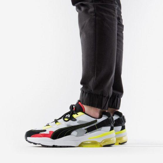 נעליים פומה לגברים PUMA x Ader Error Cell Alien - שחור/לבן