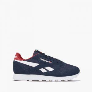 נעליים ריבוק לגברים Reebok Classic Leather MU - כחול כהה