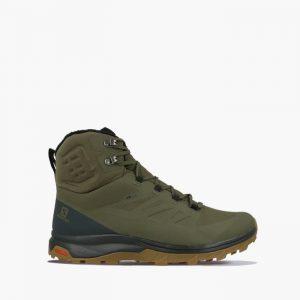 נעליים סלומון לגברים Salomon Outblast Ts Cswp - ירוק