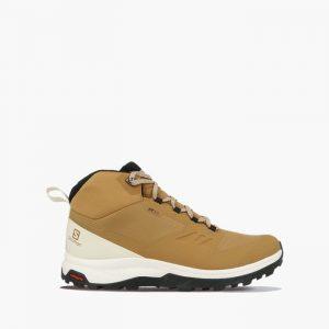 נעליים סלומון לגברים Salomon Outsnap Cswp - חום