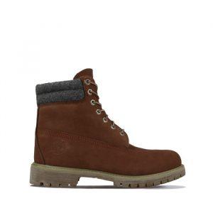נעליים טימברלנד לגברים Timberland 6 in Double Collar Boot - חום