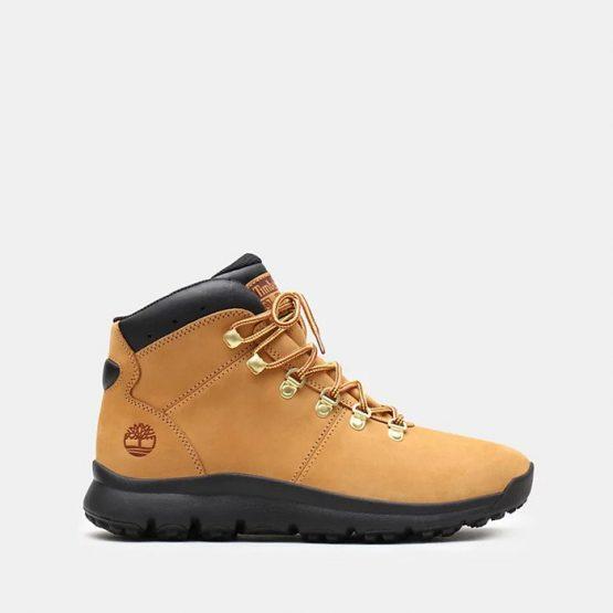 נעליים טימברלנד לגברים Timberland World Hiker - חום