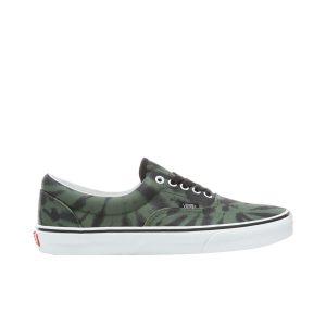 נעליים ואנס לגברים Vans UA ERA (TIE DYE) TANGO - שחור/ירוק