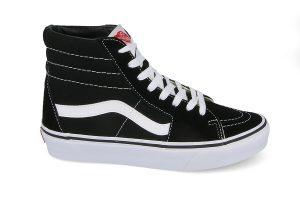 נעלי סניקרס ואנס לגברים Vans VD5IB8C - שחור