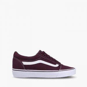 נעליים ואנס לגברים Vans Ward - אדום