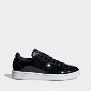 נעליים אדידס לנשים Adidas Advantage K - שחור מבריק