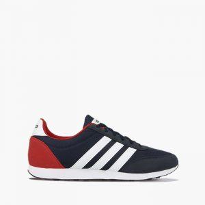 נעליים אדידס לגברים Adidas V RACER 2 - שחור/אדום