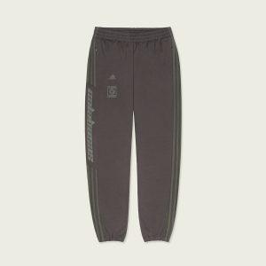 ביגוד Adidas Originals לגברים Adidas Originals Calabasas Track Pants - ירוק