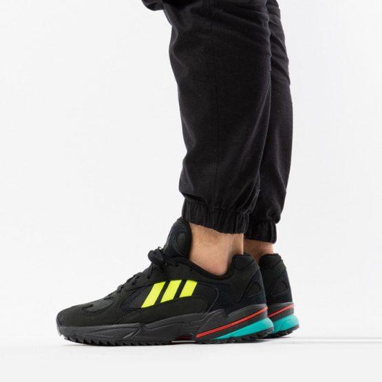 נעליים Adidas Originals לגברים Adidas Originals Originals Yung-1 Trail - שחור