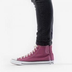 נעלי סניקרס קונברס לגברים Converse x Renew Denim Chuck Taylor All Star - סגול