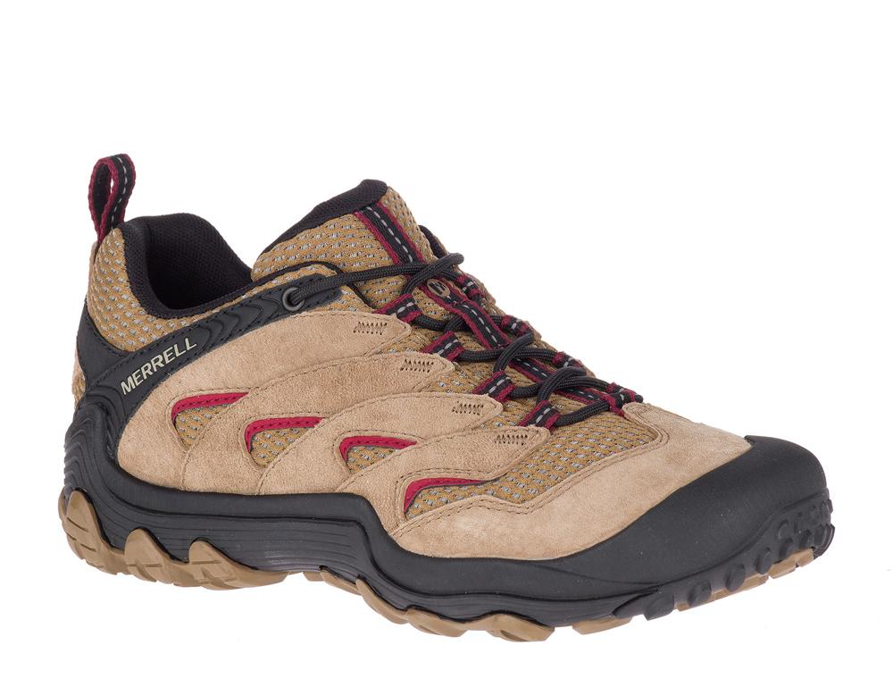 נעליים מירל לנשים Merrell BUTY MERRELL CHAMELEON 7 LIMIT - חום בהיר