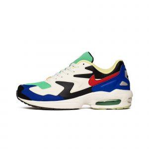 נעליים נייק לגברים Nike AIR MAX 2 LIGHT SP - צבעוני בהיר