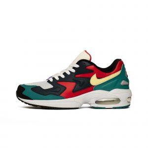 נעליים נייק לגברים Nike AIR MAX 2 LIGHT SP - צבעוני כהה