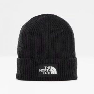 ביגוד דה נורת פיס לגברים The North Face Box Logo - שחור