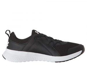 נעליים אנדר ארמור לנשים Under Armour UNDER ARMOUR UA W INTENT TR-BLK - שחור/לבן