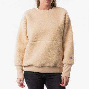 ביגוד צ'מפיון לנשים Champion Reverse Weave Maxi - לבן