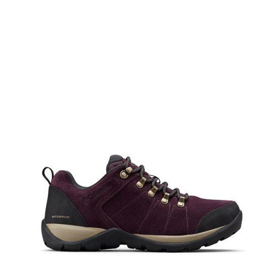 נעליים קולומביה לנשים Columbia Fire Venture S II WP - סגול