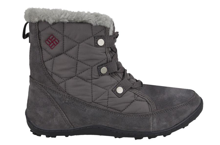 נעליים קולומביה לנשים Columbia MINX SHORTY OMNI HEAT - אפור