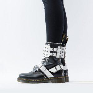 נעליים דר מרטינס  לנשים DR Martens 1460 Joska Stud - שחור